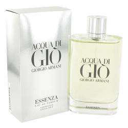 Acqua Di Gio Essenza Cologne by Giorgio Armani 6 oz Eau De Parfum Spray