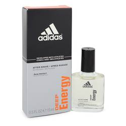 Adidas Deep Energy Cologne by Adidas 0.5 oz After Shave