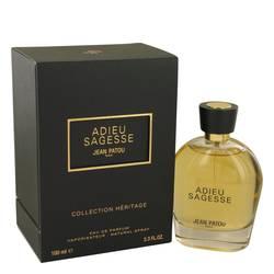 Adieu Sagesse Perfume by Jean Patou 3.3 oz Eau De Parfum Spray