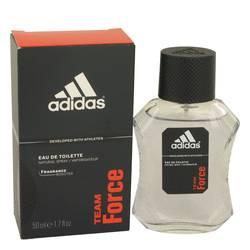 Adidas Team Force Cologne by Adidas 1.7 oz Eau De Toilette Spray