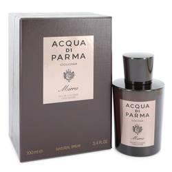 Acqua Di Parma Colonia Mirra Cologne by Acqua Di Parma 3.4 oz Eau De Cologne Concentree Spray (Tester)