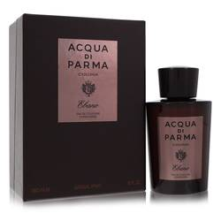 Acqua Di Parma Colonia Ebano Cologne by Acqua Di Parma 6 oz Eau De Cologne Concentree Spray