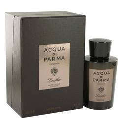 Acqua Di Parma Colonia Leather Cologne by Acqua Di Parma 6 oz Eau De Cologne Concentree Spray
