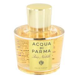 Acqua Di Parma Iris Nobile Perfume by Acqua Di Parma 3.4 oz Eau De Parfum Spray (Tester)