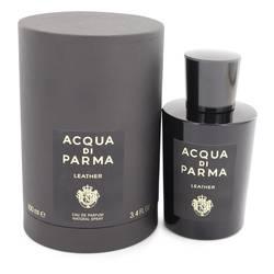 Acqua Di Parma Leather Perfume by Acqua Di Parma 3.4 oz Eau De Parfum Spray
