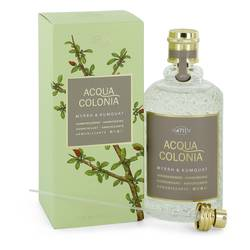 4711 Acqua Colonia Myrrh & Kumquat Perfume by Maurer & Wirtz 5.7 oz Eau De Cologne Spray