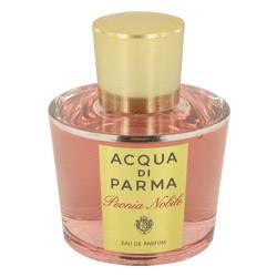 Acqua Di Parma Peonia Nobile Perfume by Acqua Di Parma 3.4 oz Eau De Parfum Spray (Tester)