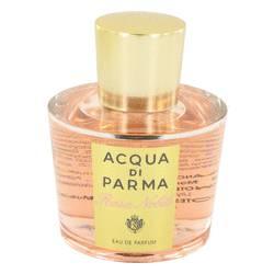 Acqua Di Parma Rosa Nobile Perfume by Acqua Di Parma 3.4 oz Eau De Parfum Spray (Tester)