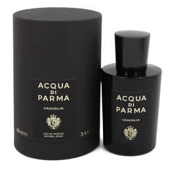 Acqua Di Parma Vaniglia Perfume by Acqua Di Parma 3.4 oz Eau De Parfum Spray