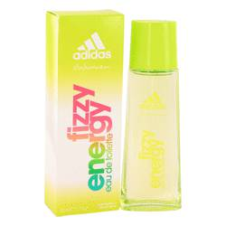Adidas Fizzy Energy Perfume by Adidas 1.7 oz Eau De Toilette Spray