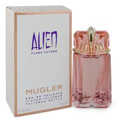 Alien Flora Futura Perfume by Thierry Mugler 2 oz Eau De Toilette Spray