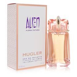 Alien Flora Futura Perfume by Thierry Mugler 2 oz Eau De Toilette Spray