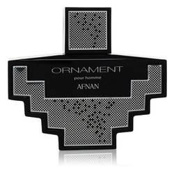 Afnan Ornament Cologne by Afnan 3.4 oz Eau De Parfum Spray (unboxed)