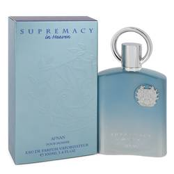 Supremacy In Heaven Cologne by Afnan, 100 ml Eau De Parfum Spray for Men