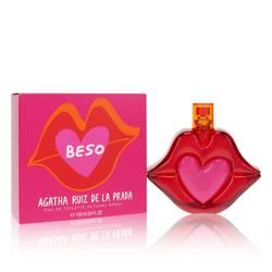 Agatha Ruiz De La Prada Beso Perfume by Agatha Ruiz De La Prada 3.4 oz Eau De Toilette Spray