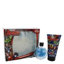 Avengers Cologne by Marvel -- Gift Set - 2.5 oz Eau De Toilette Spray + 5 oz Body Wash