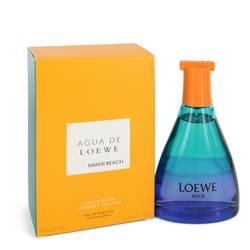 Agua Miami Beach Perfume by Loewe 3.4 oz Eau De Toilette Spray (Unisex)