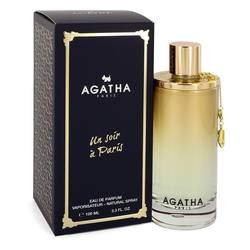 Agatha Un Soir A Paris Perfume by Agatha Paris 3.3 oz Eau De Parfum Spray