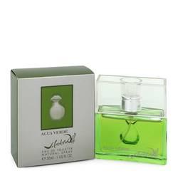 Agua Verde Cologne by Salvador Dali 1 oz Eau De Toilette Spray