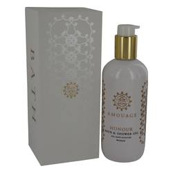 Amouage Honour Perfume by Amouage 10 oz Shower Gel