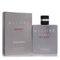 Allure Homme Sport Eau Extreme Cologne by Chanel 5 oz Eau De Parfum Spray