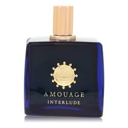 Amouage Interlude Perfume by Amouage 3.4 oz Eau De Parfum Spray (Tester)