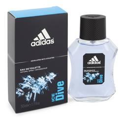 Adidas Ice Dive Cologne by Adidas 1.7 oz Eau De Toilette Spray