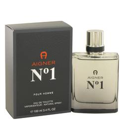 Aigner No 1 Cologne by Etienne Aigner 3.4 oz Eau De Toilette Spray