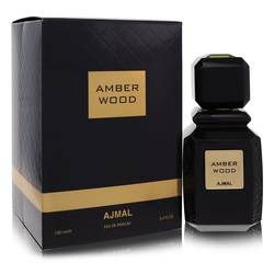 Ajmal Amber Wood Perfume by Ajmal 3.4 oz Eau De Parfum Spray (Unisex)