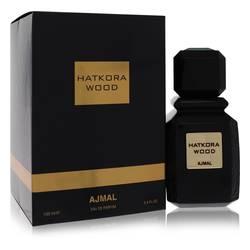 Hatkora Wood Cologne by Ajmal 3.4 oz Eau De Parfum Spray (Unisex)