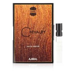 Ajmal Chivalry Cologne by Ajmal 0.05 oz Vial (sample)