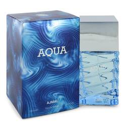 Ajmal Aqua Cologne by Ajmal 3.4 oz Eau De Parfum Spray