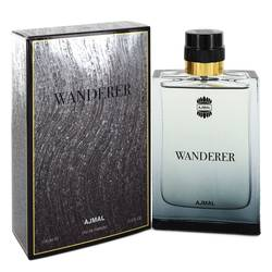 Ajmal Wanderer Cologne by Ajmal 3.4 oz Eau De Parfum Spray