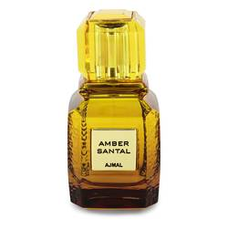 Ajmal Amber Santal Perfume by Ajmal 3.4 oz Eau De Parfum Spray (Unisex Unboxed)