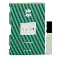 Ajmal Vision Perfume by Ajmal 0.05 oz Vial (sample)