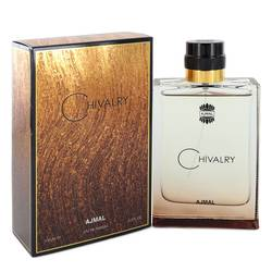 Ajmal Chivalry Cologne by Ajmal 3.4 oz Eau De Parfum Spray