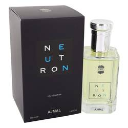 Ajmal Neutron Cologne by Ajmal 3.4 oz Eau De Parfum Spray