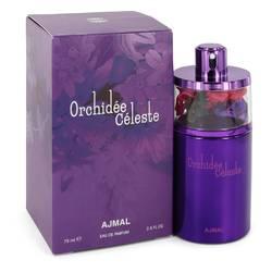 Ajmal Orchidee Celeste Perfume by Ajmal 2.5 oz Eau De Parfum Spray