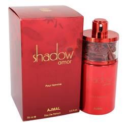 Ajmal Shadow Amor Cologne by Ajmal 2.5 oz Eau De Parfum Spray