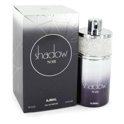 Ajmal Shadow Noir Perfume by Ajmal 2.5 oz Eau De Parfum Spray