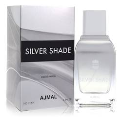 Silver Shade Perfume by Ajmal 3.4 oz Eau De Parfum Spray (Unisex)