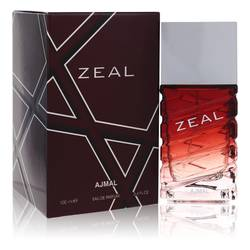 Ajmal Zeal Cologne by Ajmal 3.4 oz Eau De Parfum Spray