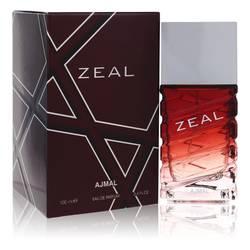 Ajmal Zeal Cologne by Ajmal 3.4 oz Eau De Parfum Spray