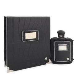 Western Leather Black Cologne by Alexandre J 3.4 oz Eau De Parfum Spray