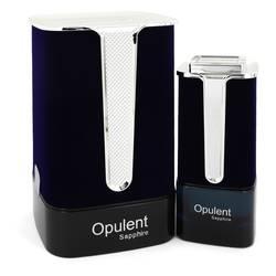 Al Haramain Opulent Sapphire Perfume by Al Haramain 3.3 oz Eau De Parfum Spray (Unisex)