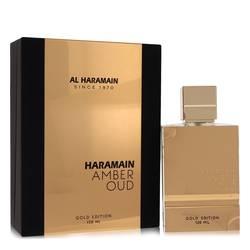 Al Haramain Amber Oud Gold Edition Perfume by Al Haramain 4 oz Eau De Parfum Spray (Unisex)
