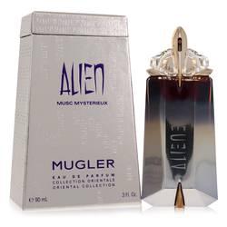 Alien Musc Mysterieux Perfume by Thierry Mugler 3 oz Eau De Parfum Spray (Oriental Collection)