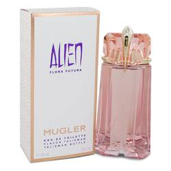 Alien Flora Futura Perfume by Thierry Mugler 3 oz Eau De Toilette Spray