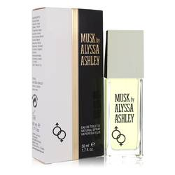 Alyssa Ashley Musk Perfume by Houbigant 1.7 oz Eau De Toilette Spray