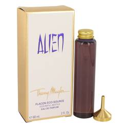Alien Perfume by Thierry Mugler 2 oz Eau De Parfum Refill